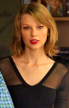 Taylor in Los Angeles. 2/17/14