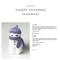 knitting patterns toys Knitting Archive Heirloom Crafts Free Patterns to Knit Knitted Dolls Free, Knitted Doll Patterns, Animal Knitting Patterns, Christmas Knitting Patterns, Knitting For Charity, Easy Knitting, Loom Knitting, Baby Born Kleidung, Yarn Dolls