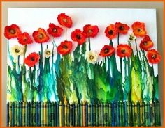Great for remembrance day.