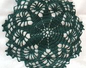 Green Doily Also Comes In Red