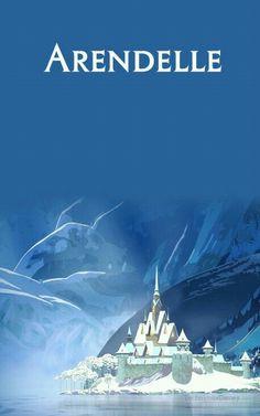Disney Locations - Frozen