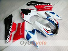 Injection Fairing kit for 08-13 Ducati 848 - SKU: OYO87902255 - Price: US $569.99. Buy now at http://www.oyocycle.com/oyo87902255.html