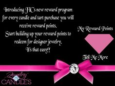 2 gifts in one AND points!?! #jewelryincandles #jicscents #jewelry #allsoy