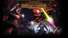 Baldurs Gate II Free Download Link: http://www.directdownloadstuffs.com/baldurs-gate-ii-pc-game-iso-direct-links/