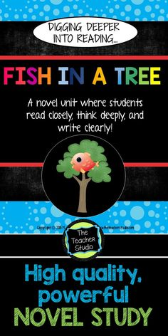 One of the most powerful novels written for intermediate students in recent years...a story of friendship, bullying, finding oneself, and more.  This novel study helps teachers dig deeply into this book--and helps students understand the key messages within.