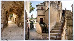 Monter aux Baux-de-Provence