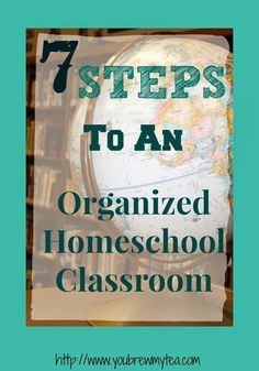 Now is the time to really work hard on getting your homeschool classroom organized for the next school year! Check out our tips for easy organization in your homeschool environment!