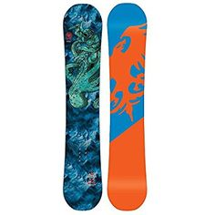 Never Summer Evo Mini Snowboard - 136