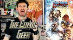 He-Man/Thundercats #4 DC Comic Book Review (SPOILERS)