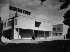 stockholm exhibition 1930… architect gunnar asplund, photo okänd @ digitaltmuseum