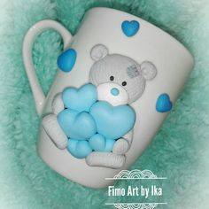 1 million+ Stunning Free Images to Use Anywhere Fimo Clay, Polymer Clay Crafts, Coffee Cup Crafts, Cute Mug, Clay Wall Art, Diy Silicone Molds, Polymer Clay Christmas, Clay Fairies, Clay Mugs