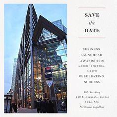 Business Launchpad Awards 2016