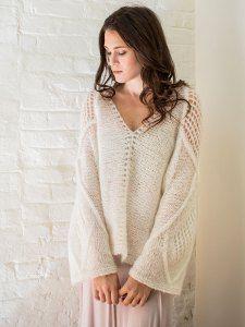 Norah's Knits: Winter Lace - berroco design studio