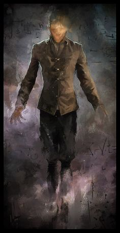 View an image titled 'The Outsider and the Circumscribed Void Art' in our Dishonored art gallery featuring official character designs, concept art, and promo pictures. Die Outsider, Game Character, Character Design, Male Witch, Dishonored 2, Shadowrun, Video Game Art, Animation, Fantasy Characters