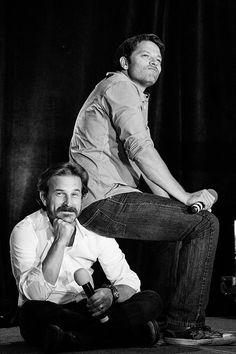 Misha and Richard