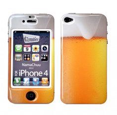 Beer like iPhone4/4S case.