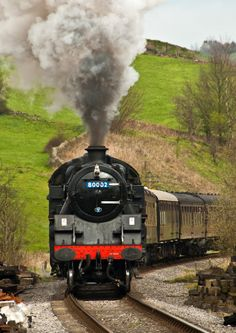 Approaching Oakworth by Peter Jarvis