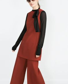 Image 1 of A-LINE TOP from Zara
