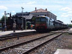 Evento inaugurale nel giorno della riapertura ufficiale della linea a scopi turistici.
