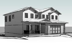 sketch of a custom family home. This house is planned to be built in March Keep posted for pictures of its progress. 3d Sketch, Backyard Buildings, Green Garden, Home And Family, Floor Plans, March, Home And Garden, Design Ideas, Pictures