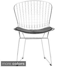 Edgemod Morph Wire Dining Side Chair (Set of 2)