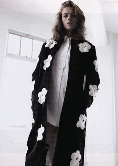 Rosie Tapner by Alex Franco for RUSSH #50