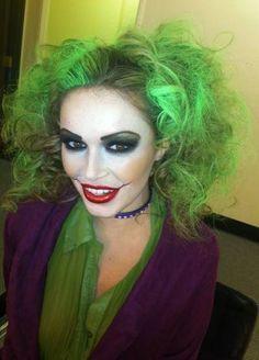 Visita este post y encuentra todo lo que necesitas para hacerte un disfraz de Joker. Existen versiones que seguro no sabías. #halloween #Joker #disfraz #costume