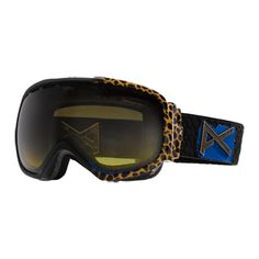 Anon Somerset Womens Goggles in Cheater Blue