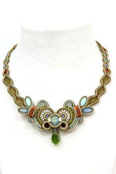 Dori Scengeri: Necklaces : Avril