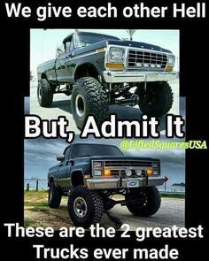 Ideas Ford Truck Memes Awesome For 2019 Gmc Trucks, Diesel Trucks, Jacked Up Trucks, Cool Trucks, Pickup Trucks, Dodge Diesel, Lifted Cars, Dodge Cummins, Lifted Chevy
