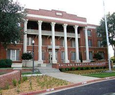 Wayland Baptist University1900 W 7th St, Plainview, TX