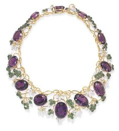 Necklace    Jean Schulemberger for Tiffany & Co.
