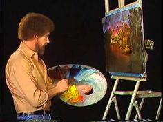 Bob Ross Winter Solitude -The Joy of Painting (Season 10 Episode 7) ★…