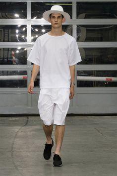 Etudes Menswear Spring Summer 2015