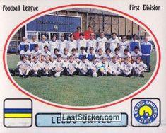 Leeds United F. in season English Football Teams, Uk Football, Leeds United Fc, Team Photos, England, The Unit, Club, Seasons, Baseball Cards