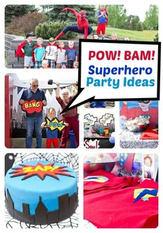 boy-5th-birthday-ideas-superhero-party