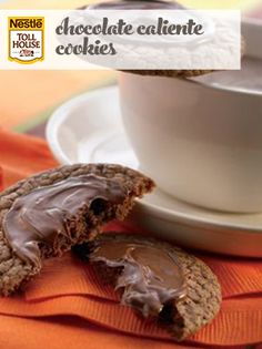 Chocolate Caliente Cookies!