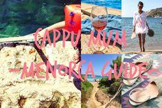 Menorca - die kleine Schwester von Mallorca hat so einiges zu bieten. Auf dem Blog Cappu Mum findet ihr Tipps rund um den Familienurlaub auf Menorca.
