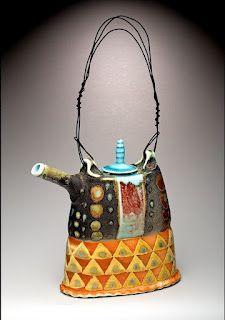 Mark Knott teapot