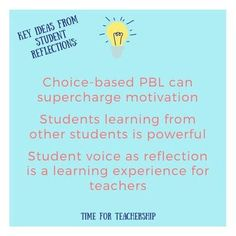 Things I Learned From My Students� Reflections. Using actual feedback from my high school students, I share 3 key ideas for amplifying student engagement, Student Voice, Student Leadership, Writing Lesson Plans, Writing Lessons, High School Students, My High School, Student Work, Project Based Learning, Student Learning