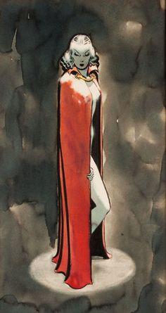 flapjoy:  Dragon Lady 1939 - Milton Caniff