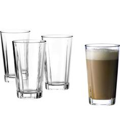 Rosendahl cafeglas 4 stk 169 kr
