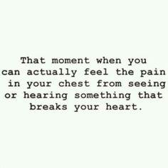 breaks your heart