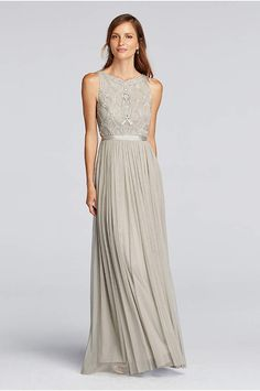 Find gorgeous mother of the bride & mother of the groom dresses at David's Bridal in various colors, designs, styles & sizes. Book an appointment today!