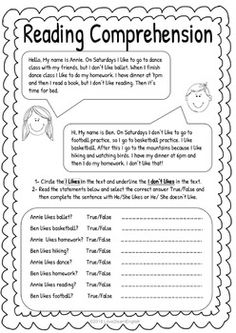 Like/Don't Like & Person Practice Worksheets- ESL, EFL,SLL English of verb Subject Verb Agreements for Like - 6 worksheets + answers Literacy Worksheets, Printable Preschool Worksheets, English Grammar Worksheets, Reading Comprehension Worksheets, English Vocabulary, Types Of Sentences Worksheet, Subject And Predicate Worksheets, Subject Verb Agreement, Subject And Verb
