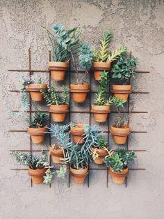 Why should you have a creative design for your DIY vertical garden ideas? Balcony Garden, Herb Garden, Home And Garden, Small Space Gardening, Gardening Tips, Garden Ideas For Small Spaces, Vegetable Gardening, Vertical Garden Design, Diy Garden Decor