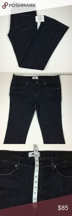 NWOT PAIGE Skyline Boot Maternity Jeans 31x34 PAIGE Skyline Boot Maternity Jeans. See photos for measurements. GC Nordstrom Neiman Marcus Reformation Anthro Anthropologie Buckle Dojo 7 All Mankind 7FAM Citizens Humanity COH Miss Me True Religion Rock Revival AG Hudson BKE J Brand Paige Madewell Crew Dark Wash Skinny Cut Off Short Crop Boot Bootcut Flare Straight Boyfriend REDONE Levi's Vintage PAIGE Jeans Boot Cut