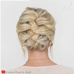 Fast Hairstyles, Updos, Formal, Hair Styles, Hairdos, Hair, Beauty, Quick Hairstyles, Up Dos