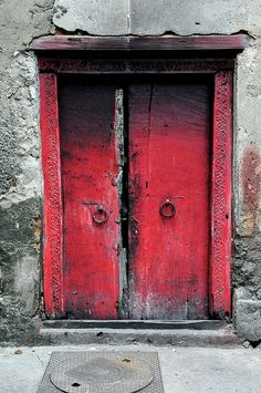 Doors of Stone Town, Zanzibar - XIV by scurvy_knaves, via Flickr