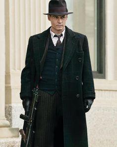 Still of Johnny Depp in Public Enemies